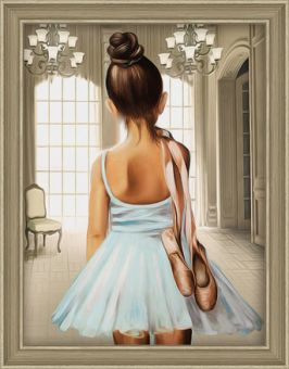 Diamond Painting Artibalta - Young Balley Dancer