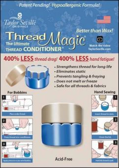 Garnwachs - Thread Magic Thread Conditioner