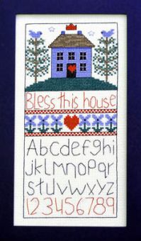 Bobbie G Designs - Bless This House