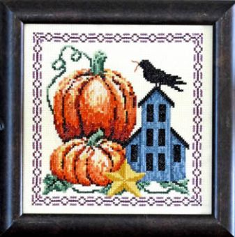 Bobbie G Designs - Welcome Fall