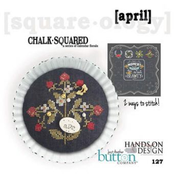 Square-ology - April