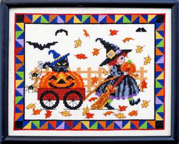 Bobbie G Designs - Pumpkin Parade