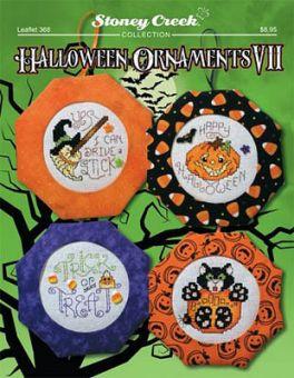 Stoney Creek Collection - Halloween Ornaments VII