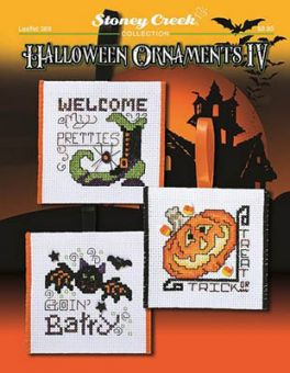 Stoney Creek Collection - Halloween Ornaments IV