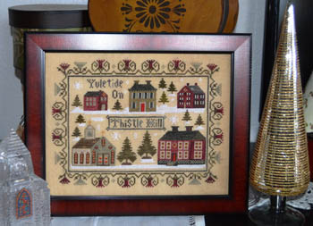 Abby Rose Designs - Yuletide On Thistle Hill
