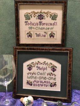 ScissorTail Designs - Wine Musings