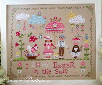 Cuore E Batticuore - Easter In The Sun