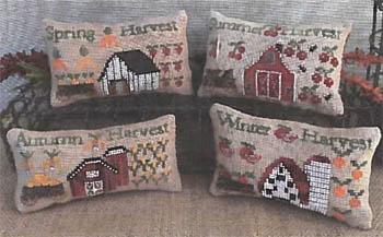 Artful Offerings - Seasonal Harvest Pillows