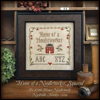 Little House Needleworks - Home Of A Needleworker Squared