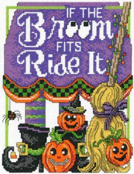 Imaginating - Ride The Broom