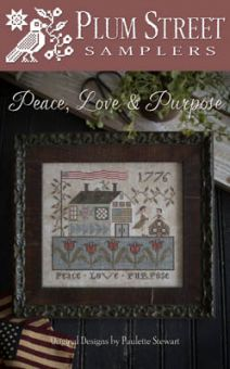 Plum Street Samplers - Peace Love & Purpose