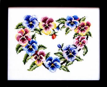 Bobbie G Designs - Pretty Pansies