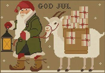 Twin Peak Primitives - Christmas Tomten