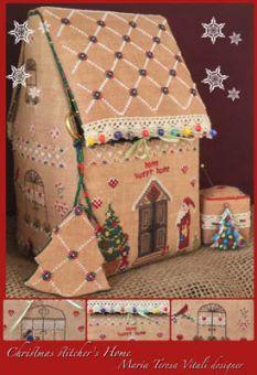 MTV Designs - Christmas Stitcher's Home