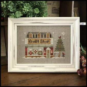 Little House Needleworks - Hometown Holiday - The QuiltShop