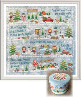 Tiny Modernist Inc - Christmas Village - 4 (Christmas Is Here!)