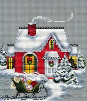 Les Petites Croix De Lucie - Christmas House