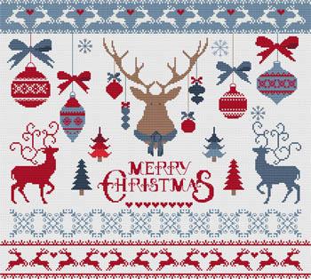 Les Petites Croix De Lucie - Scandinavian Christmas