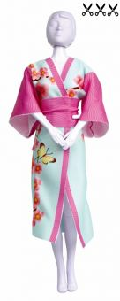 Dress Your Doll - Making Couture - Kleider Set - Yumi Blossom
