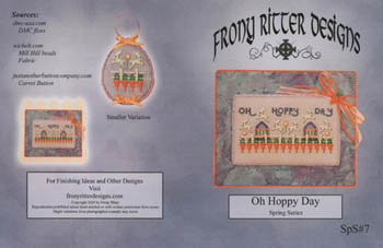 Frony Ritter Designs - Oh Hoppy Day