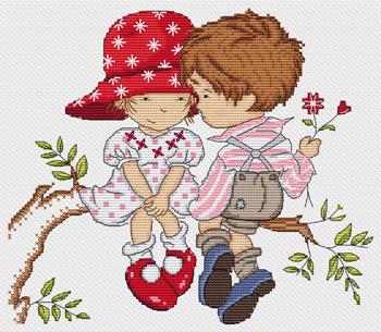 Les Petites Croix De Lucie - Love Friends