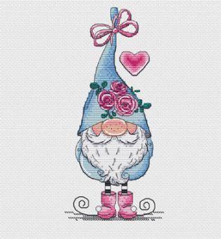 Les Petites Croix De Lucie - Valentine Gnome