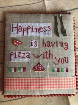 Romy's Creations - Happiness Is Pizza