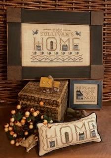 Homespun Elegance Ltd - No Place Like Home