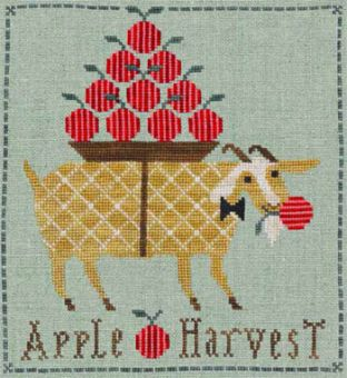Artful Offerings - Giddy Goat Apple Harvest