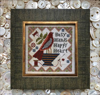 Kathy Barrick - Busy Hands