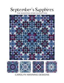CM Designs - September's Sapphires
