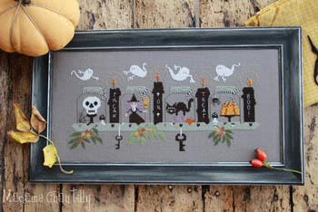 Madame Chantilly - Halloween Week