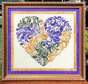 Keslyn's - Heart Of Many Colors