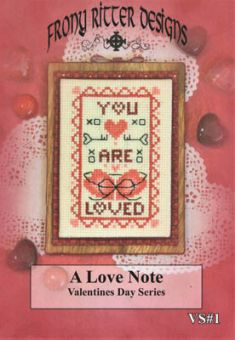 Frony Ritter Designs - Love Note