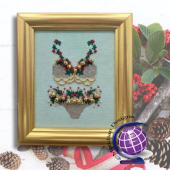 Meridian Designs For Cross Stitch - Carol Of The Bells