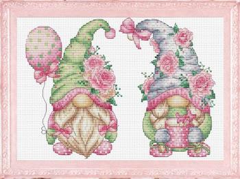 Les Petites Croix De Lucie - Shabby Gnomes