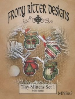 Frony Ritter Designs - Tiny Mittens 1