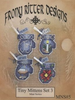 Frony Ritter Designs - Tiny Mittens 3