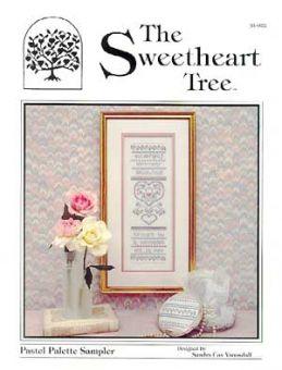 Sweetheart Tree - Pastel Palette Sampler