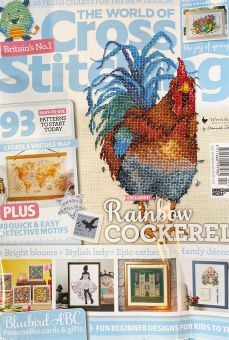 The World Of Cross Stitching - Issue 304