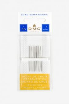 DMC Sticknadeln ohne Spitze 6 Stück in Größe Größe 26