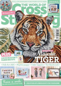 The World Of Cross Stitching - Issue 293
