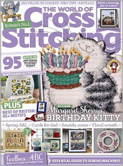 The World Of Cross Stitching - Issue 294
