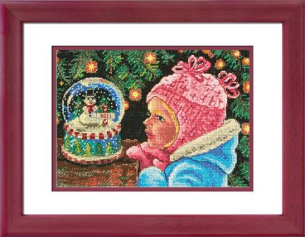 Super SALE Dimensions Crafts Gold Petite - Christmas Wishes