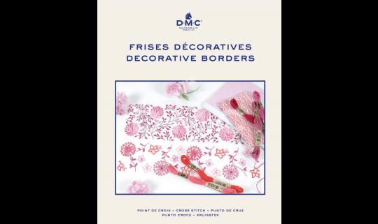 DMC - Broderie Decorative Borders