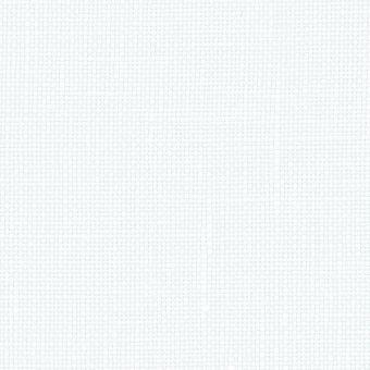 Zweigart - 32ct Belfast 100% Leinen weiss Meterware 1 Meter