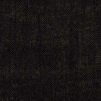 Zweigart - 32ct Belfast Leinen schwarz Meterware