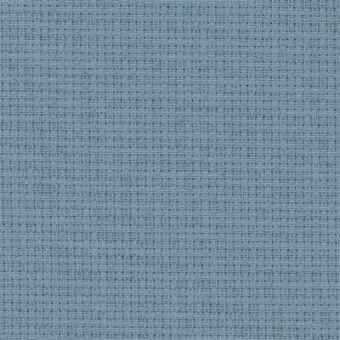 Zweigart - 14ct Aida blau Meterware