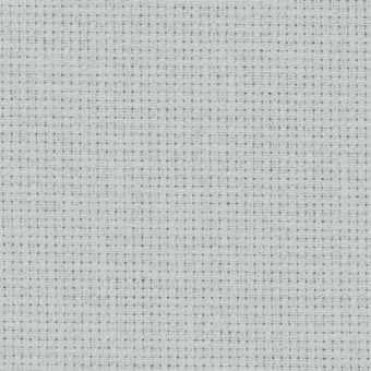 Zweigart - 14ct Aida hellgrau Meterware