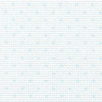 Zwiegart - 14ct Aida Blaue Punkte